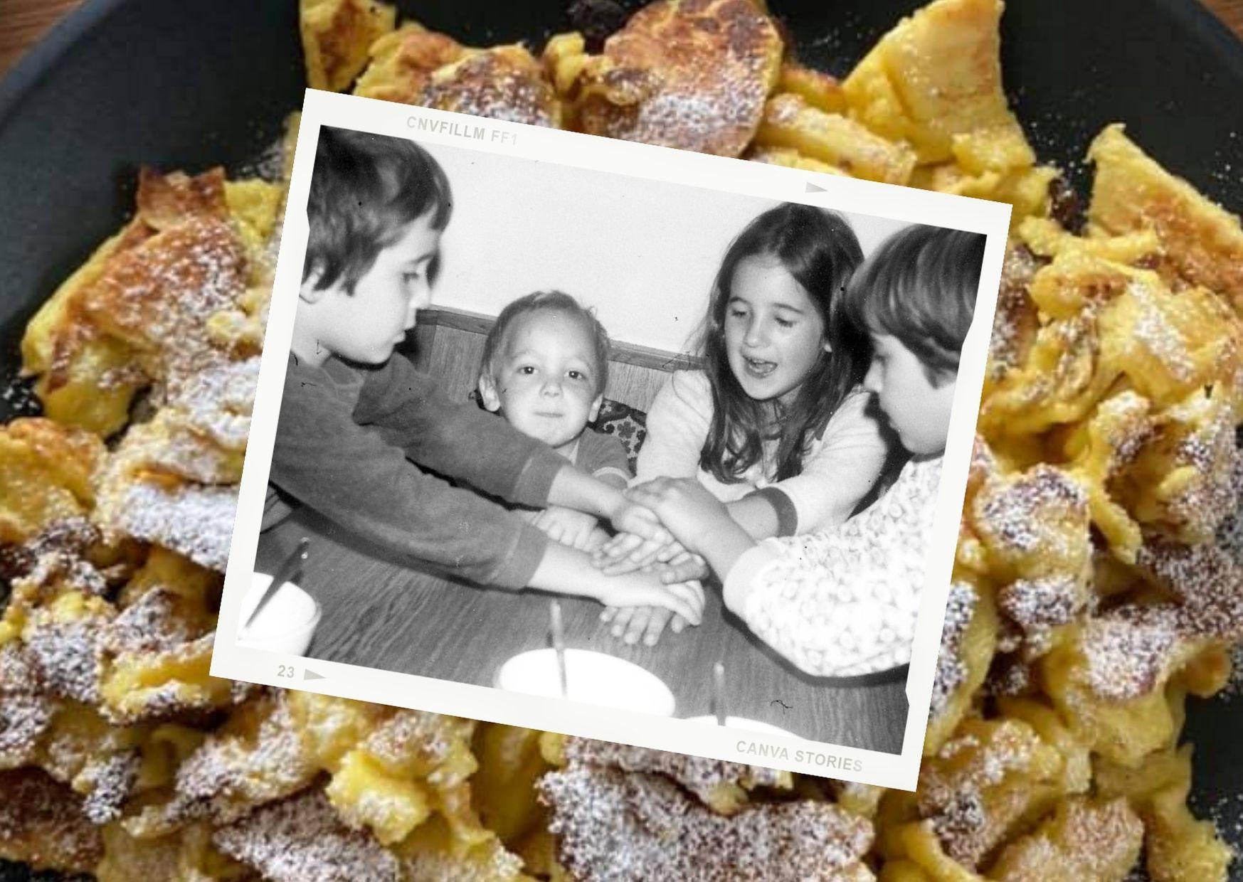 So schmeckt Kindheit: Kaiserschmarrn und Kartoffel-Wirrler – was wurde bei euch zu Hause gekocht?