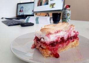 Süß-sauer: So müssen das Leben und der Ribiselkuchen schmecken